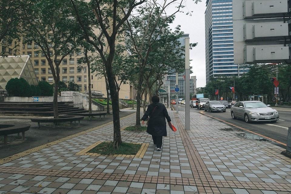 松智路(Songxhi Road)