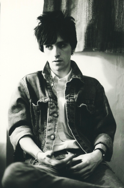 Pretty Passions March Menswear Month Johnny Marr