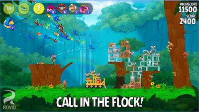 Angry Birds Rio Mod Apk