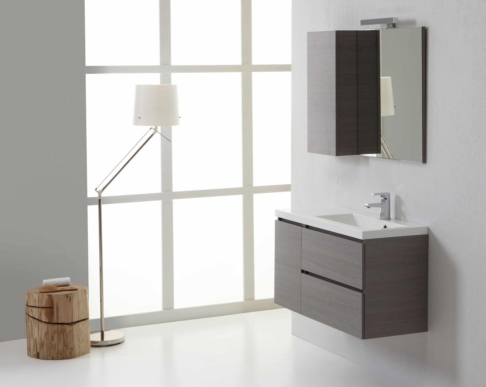 Corriere del Web Mobili bagno moderni by KV Store