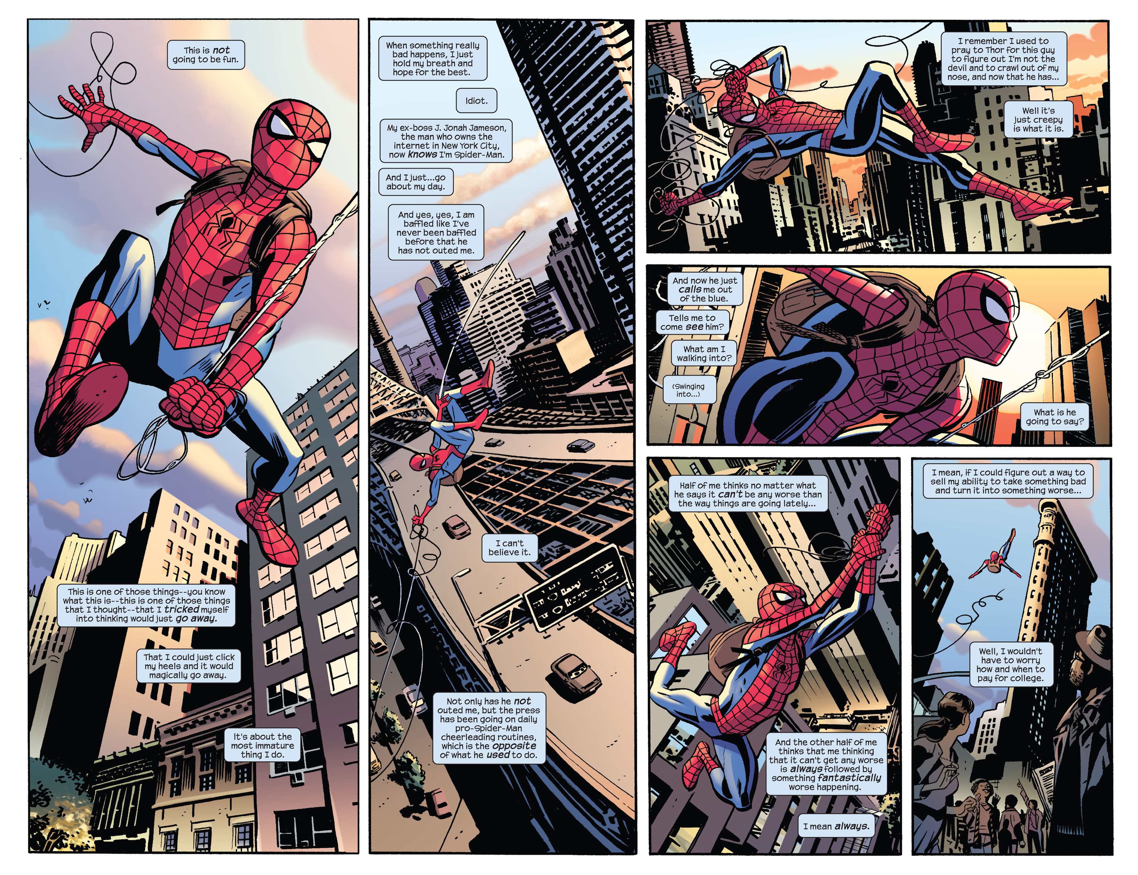 Read online Ultimate Spider-Man (2009) comic -  Issue #155 - 4
