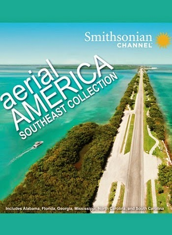 Smithsonian Channel: Aerial America Southeast Collection DVD