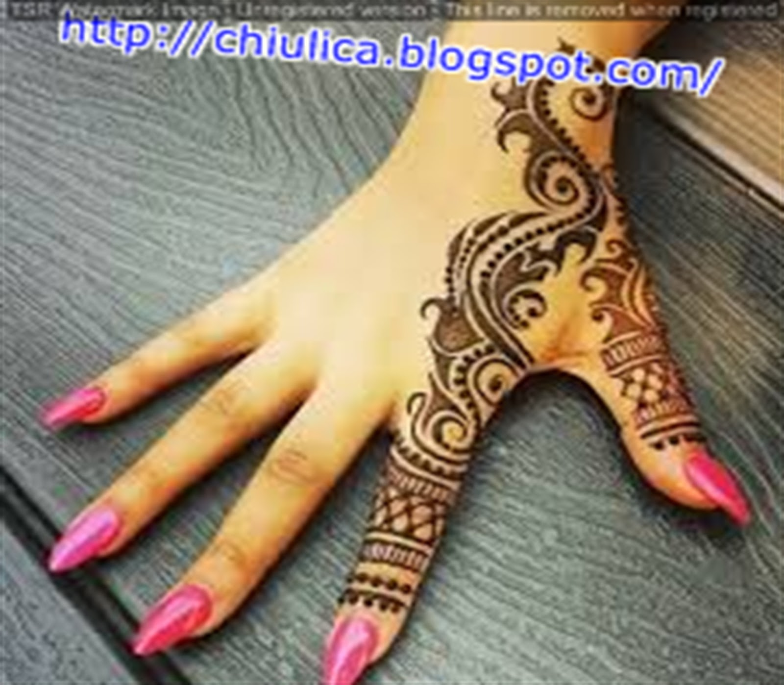 Motif Henna Untuk Kaki Terbaru 2017 Teknik Menggambar Henna Atau
