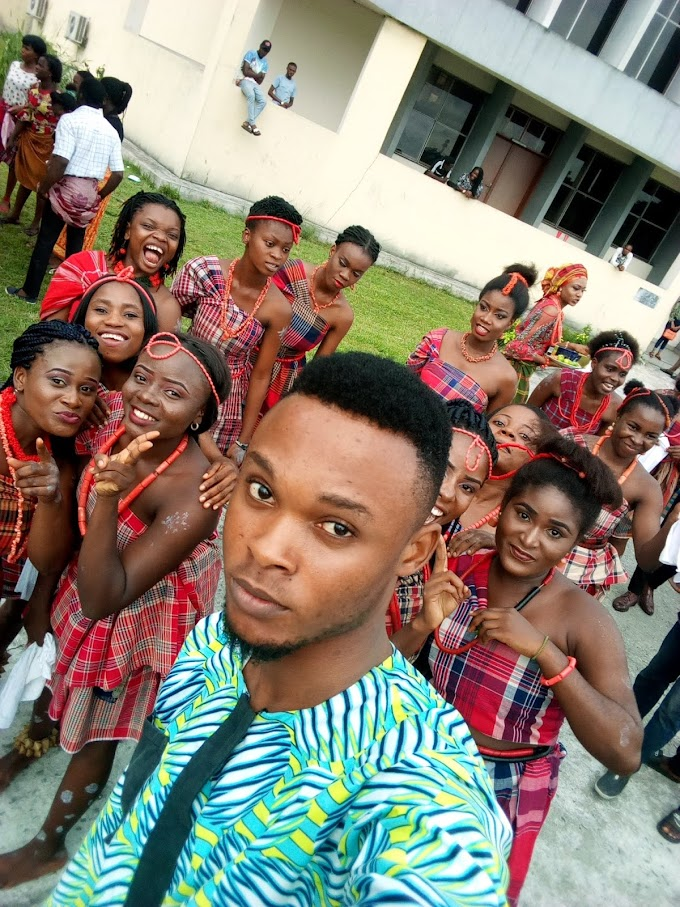 THE CULTURAL DAY EXPERIENCE[RSU -RIVERS STATE UNIVERSITY'FACULTY OF LAW]]