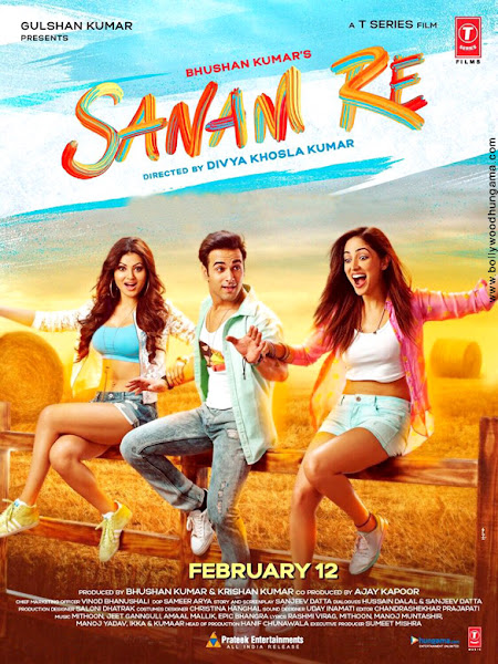 Sanam Re (2016) Movie Poster No. 3