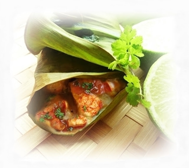 fish-baked-in-a-banana-leaf