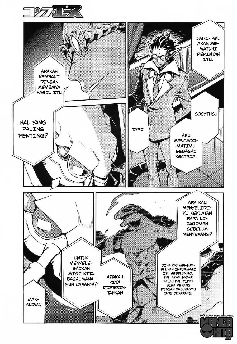 Manga Overlord chapter 19 Bahasa Indonesia