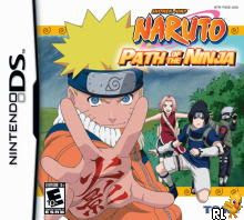 Naruto: Path of the Ninja Nds, español, mega