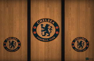 Chelsea Football Club Emblem Design HD Football Wallpaper