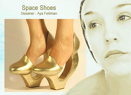 Desain unik dan cantik untuk model sepatu wanita