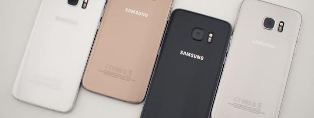 تعرف على ألوان هاتفى سامسونج جلاكسى S8 وS8 بلس