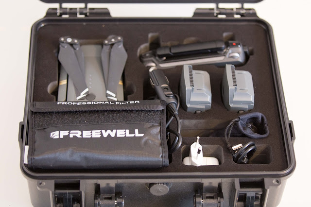 Freewell Gear  DJI MAVIC HARD CASE  Gear Review  Transportkoffer für DJI-Mavic-Pro Reisedrohne 01