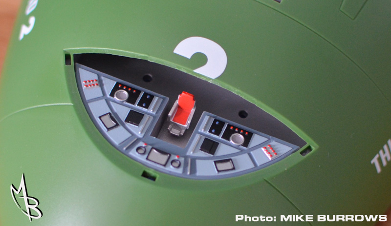 MOONBASE CENTRAL BUILD YOUR OWN THUNDERBIRD 2 PART WORKS