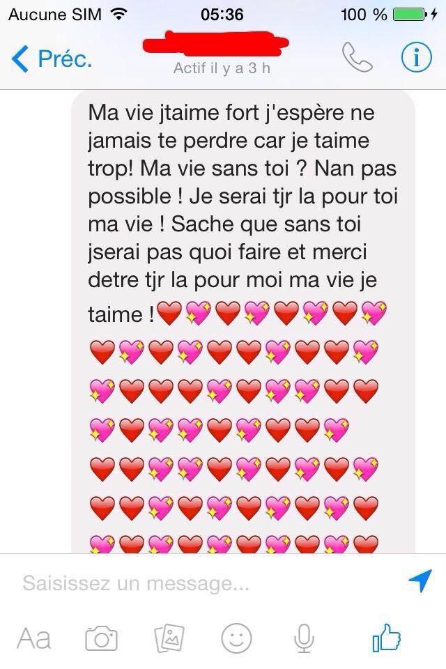20 Sms Damour Pour Elle Sms Damour Et Messages Drôles