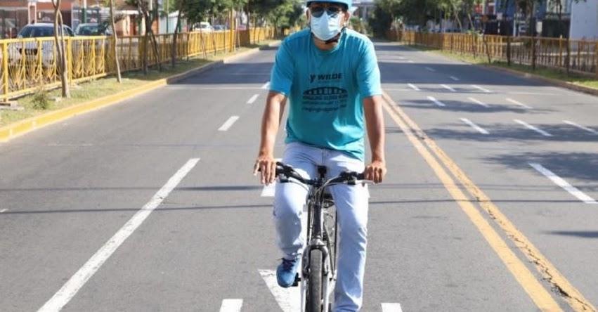 Proponen ciclovías en avenidas Brasil y del Ejército para evitar contagios del Coronavirus