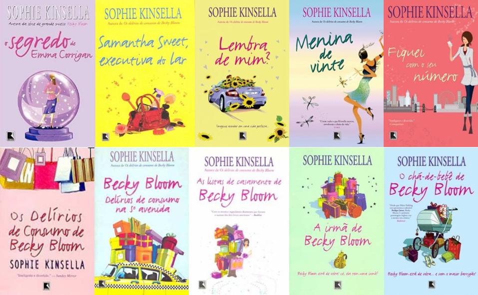 As autoras que tem as capas mais feias aqui no Brasil