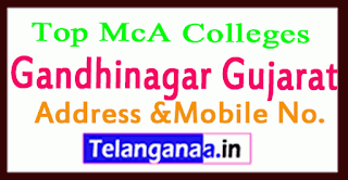 Top MCA Colleges in Gandhinagar Gujarat