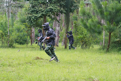 Songa Paintball War Game