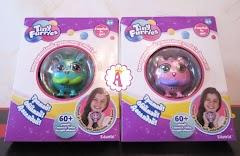 Пушистики Tiny Furries: веселые интерактивные игрушки для детей 4+ лет