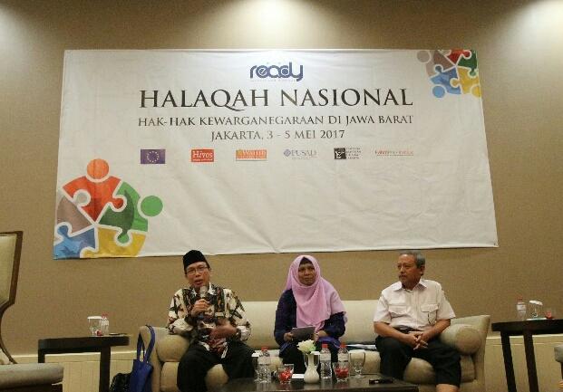 Jakarta Terkoyak Sana-sini Karena Politisasi Agama, Wahid Foundation Ajak Antisipasi di Jabar