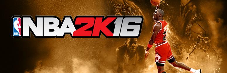 NBA 2K16 Game Info