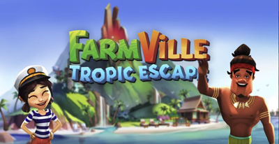 FarmVille Tropic Escape Mod Apk v1.43.1653 Unlimited Money Coins Gems Terbaru