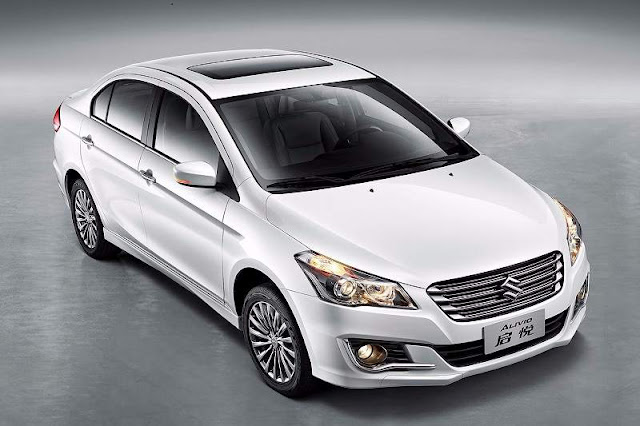 New Ciaz FaceLift 2018