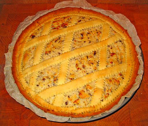 cheesecake rome