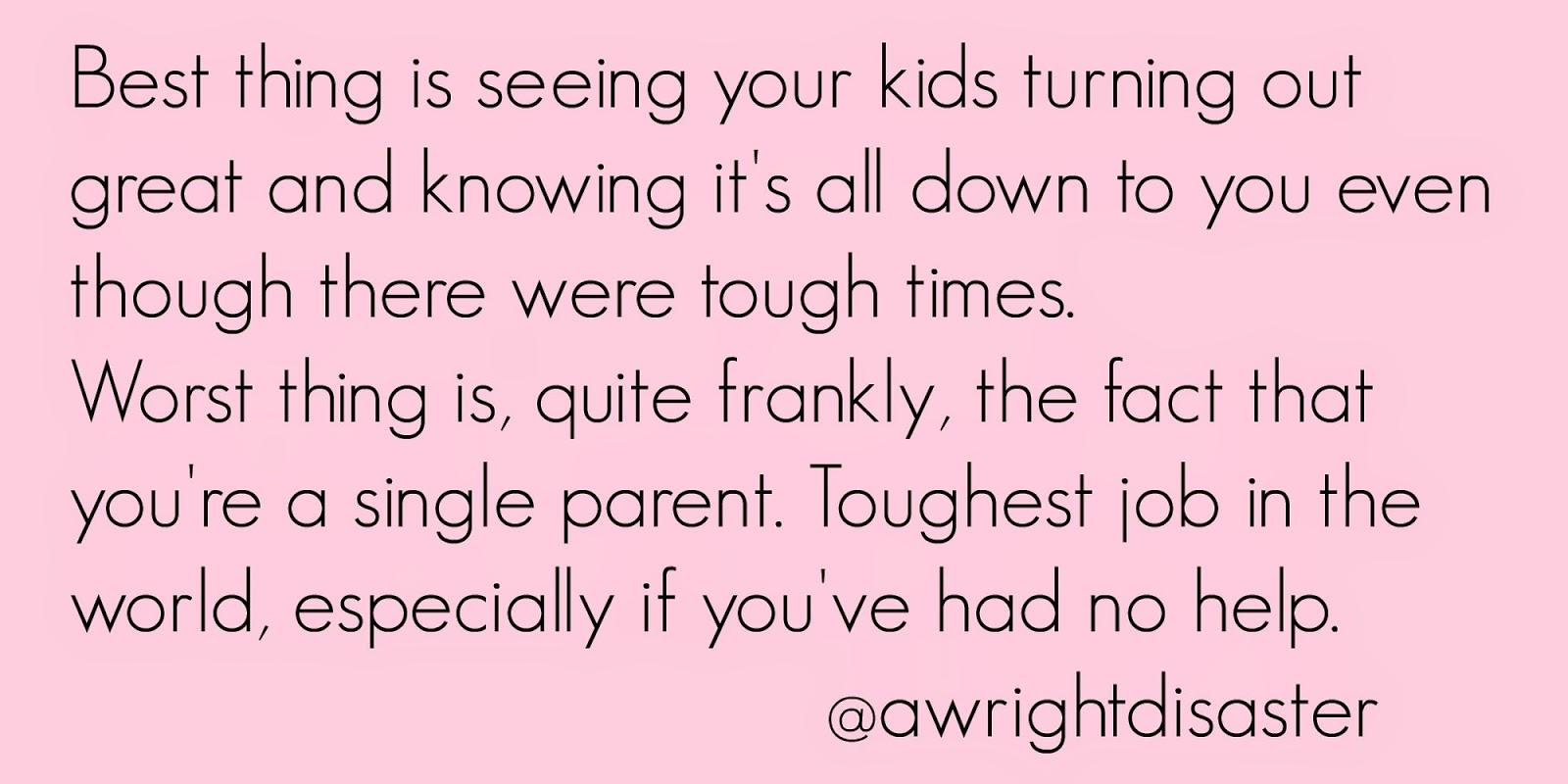 Single parent love