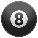 Eight Ball emoji
