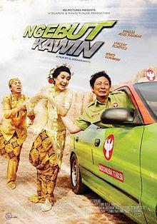 Sinopsis film Ngebut Kawin (2010)