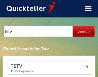 TSTV-on-quickteller