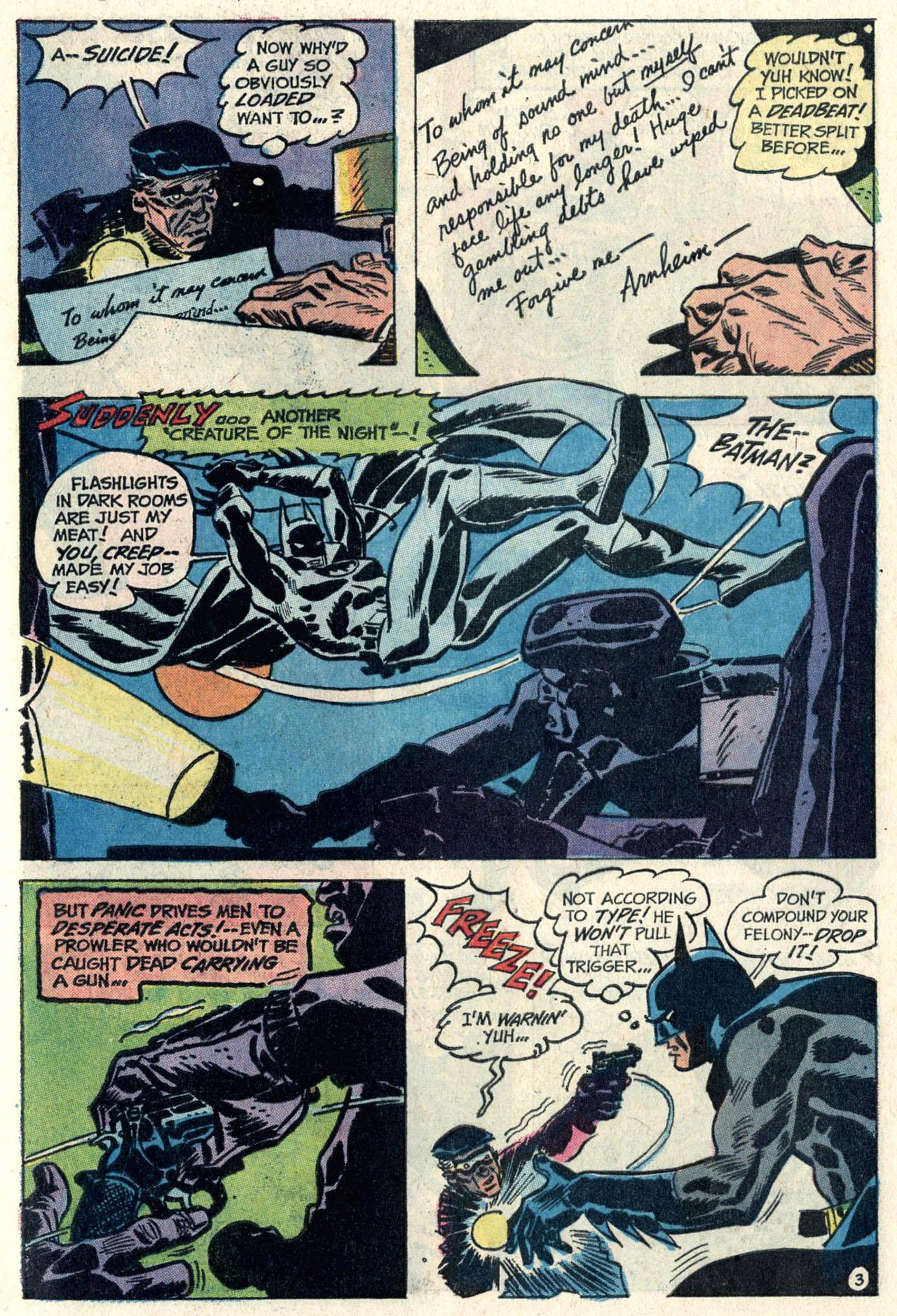 Detective Comics (1937) 426 Page 4