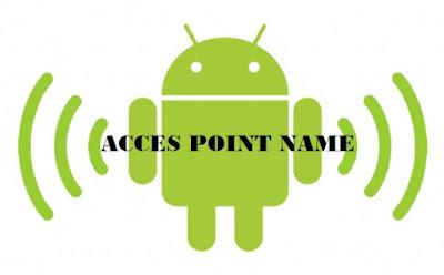 Setting Konfigurasi APN Internet Android