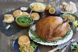 Healthy Meal of the Week - Turkey Thanksgiving Delights