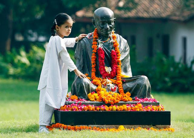 images of Gandhi Jayanti  2016