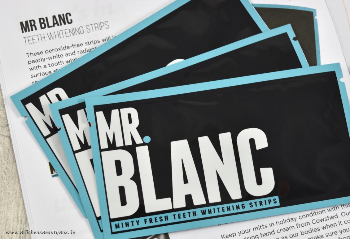 Lookfantastic Beauty Box - Mr Blanc