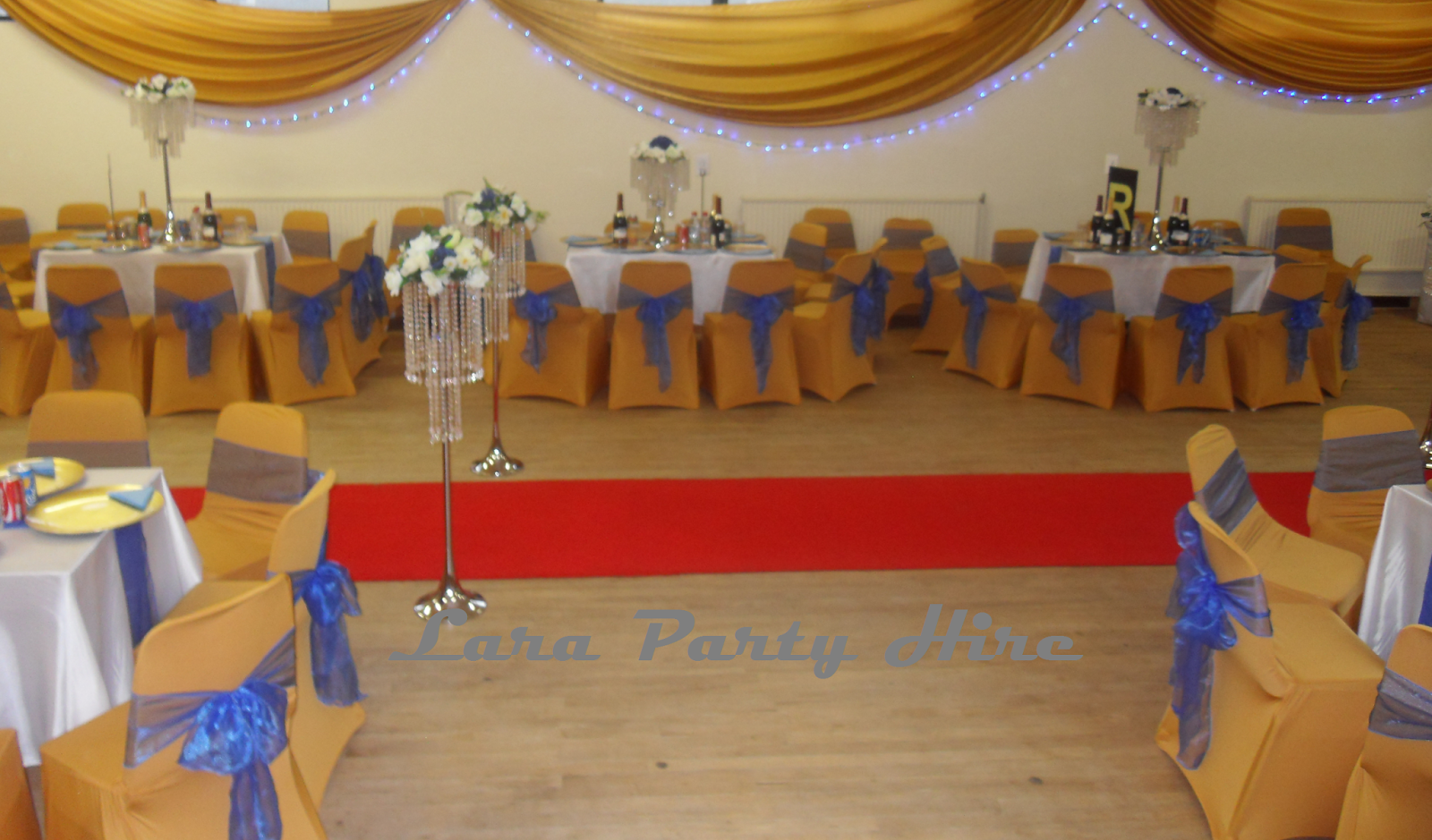 Yellow Spandex Chair Sashes 12000 Series Ergonomic Executive Lara Party Hire Cover Set Up