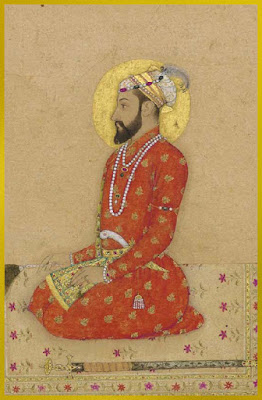 Shah Alam Bahadur Shah, son of Aurangzeb and the seventh mughal emperor