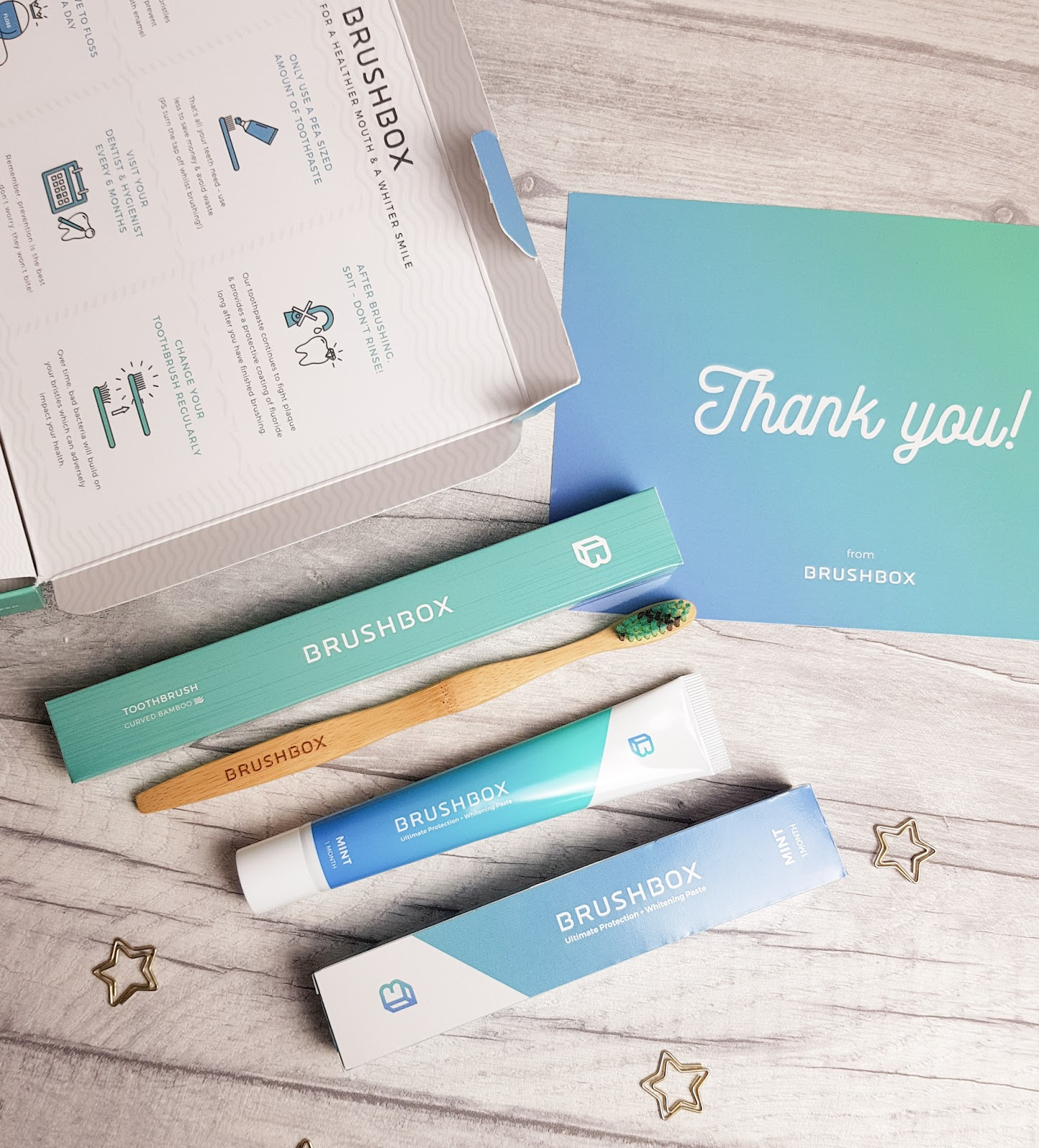 Brushbox | Oral Health Direct To Your Door