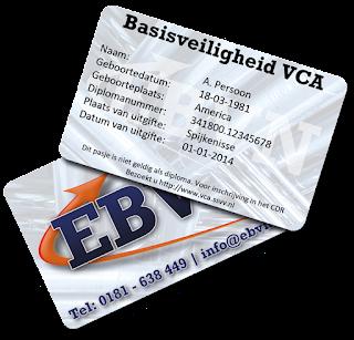 VCA certificatie