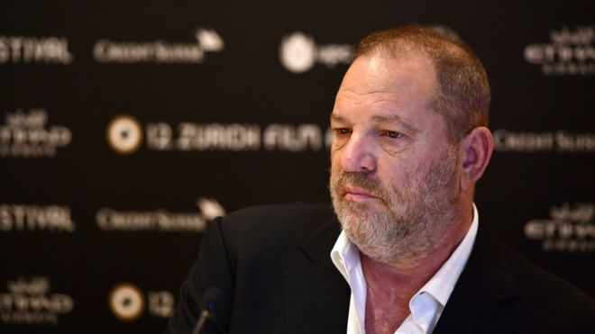 Harvey Weinstein: Film producer says 'I have caused a lot of pain'