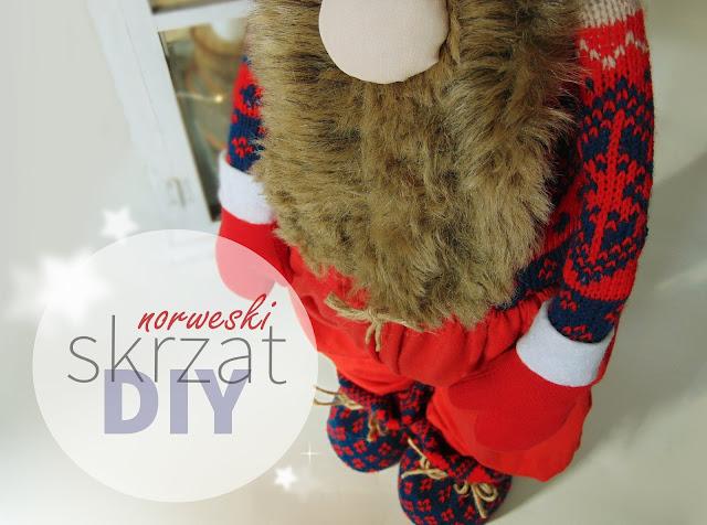 norweski skrzat DIY