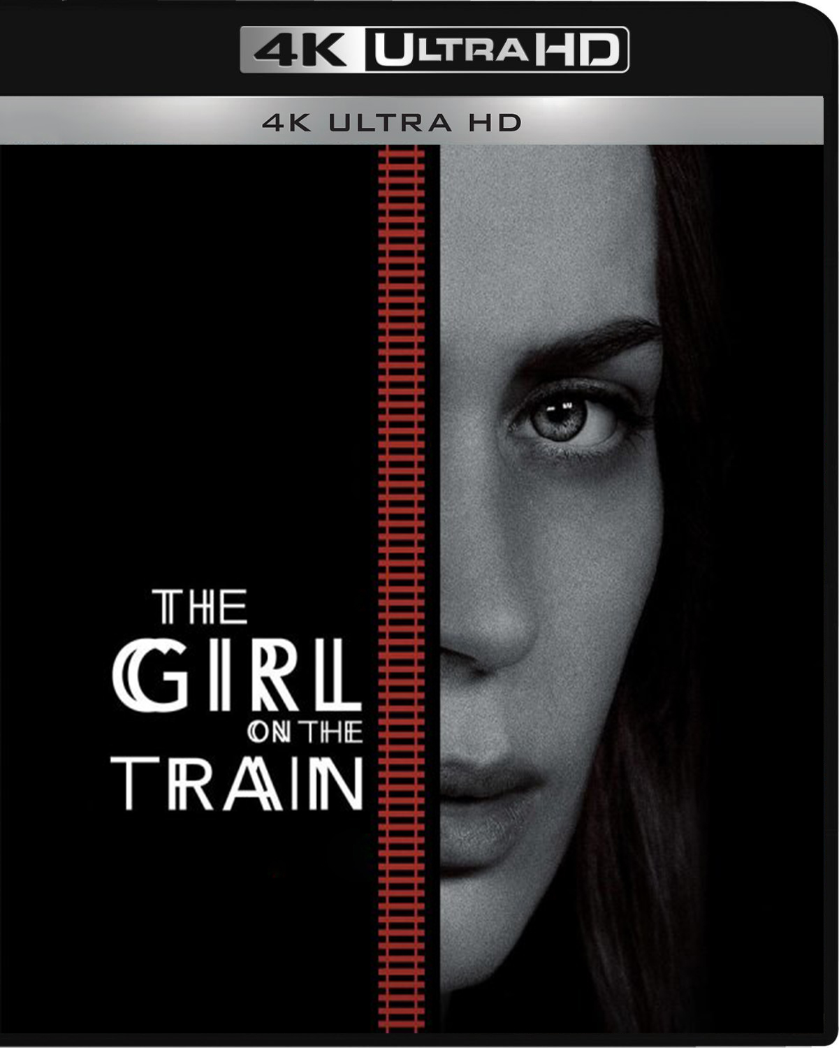 The Girl on the Train [2016] [UHD] [2160p] [Latino]