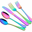 Buy my rainbow cutlery, click pic: