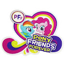MLP Pony Friends Forever G4 Brushables Ponies