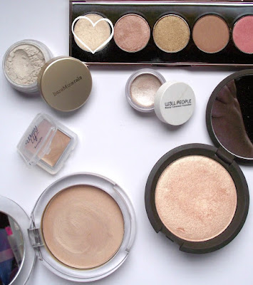 Highlighters for Pale Skin