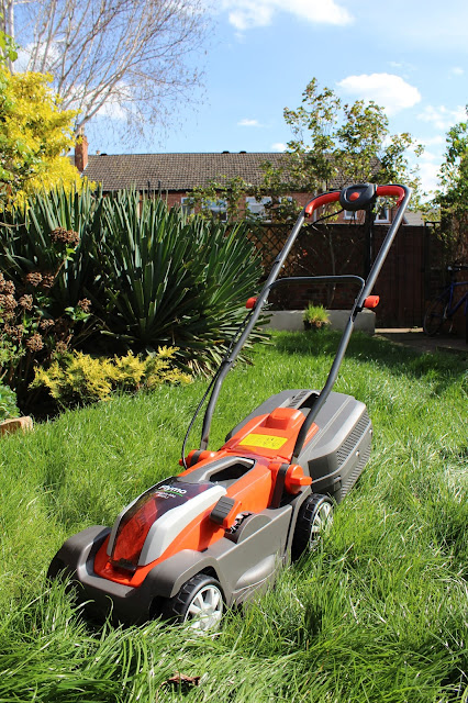 compact lawnmower for small storage spaces