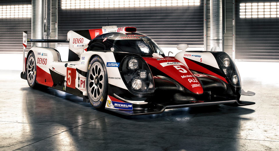 toyota to race third prototype at le mans 24 hours. Black Bedroom Furniture Sets. Home Design Ideas