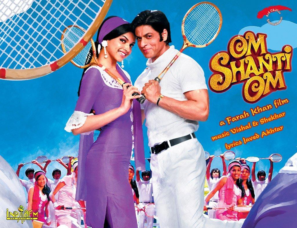 Shahrukh Khan King Om Shanti Om